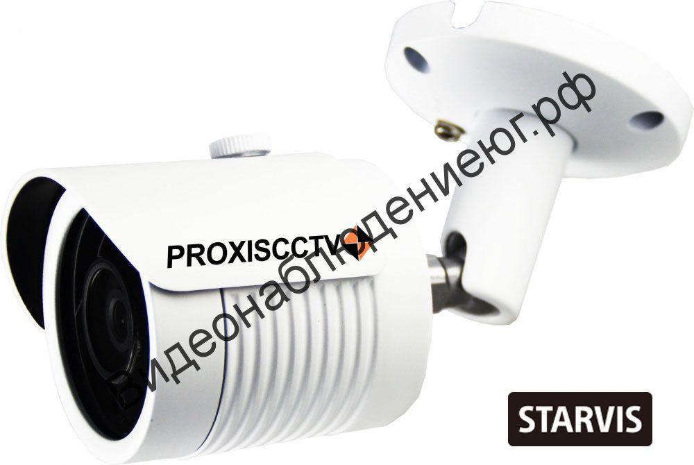 Уличная IP видеокамера PX-IP-BH30-SL20-P/C